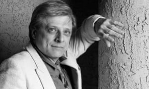 'A peak and a beacon' … Harlan Ellison, pictured in 1991
