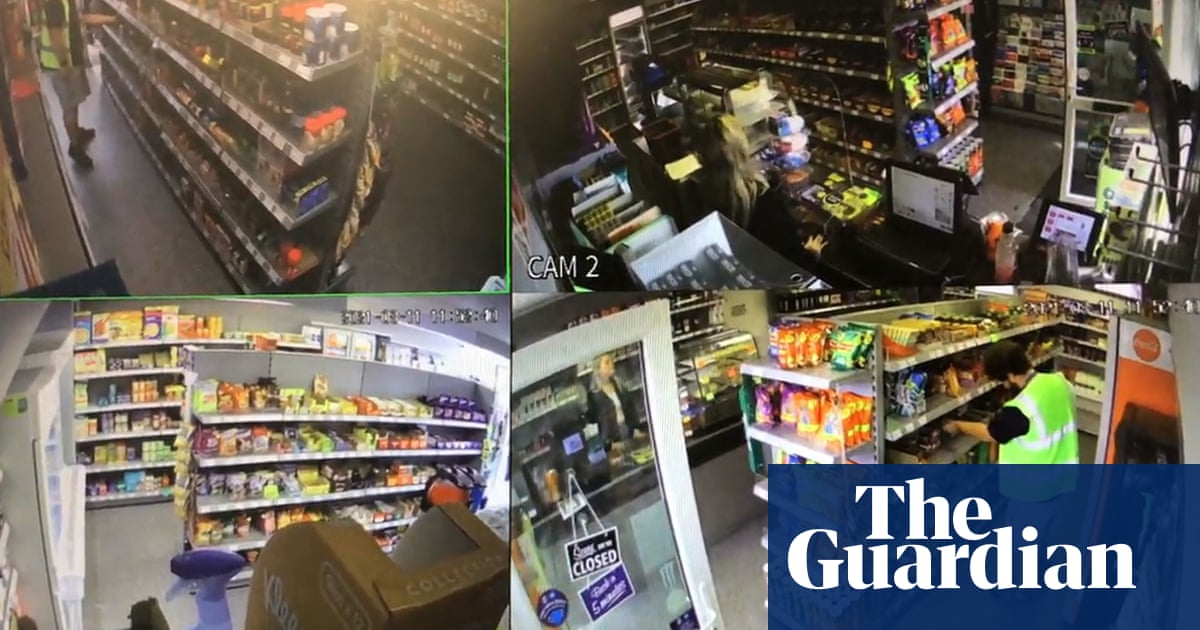 Plymouth shooting: police focus on 'incel' links as shop CCTV tape emerges