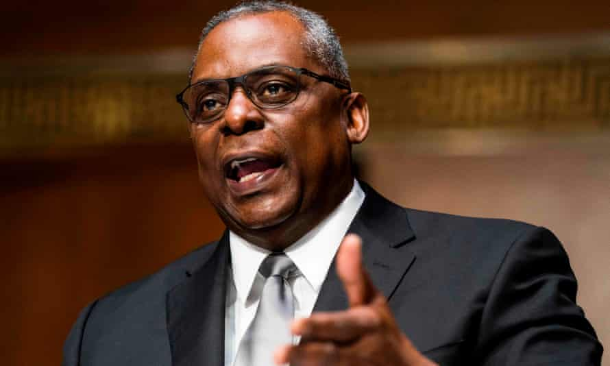 Lloyd Austin, 67, will oversee 1.3 million active duty men and women in the US military.
