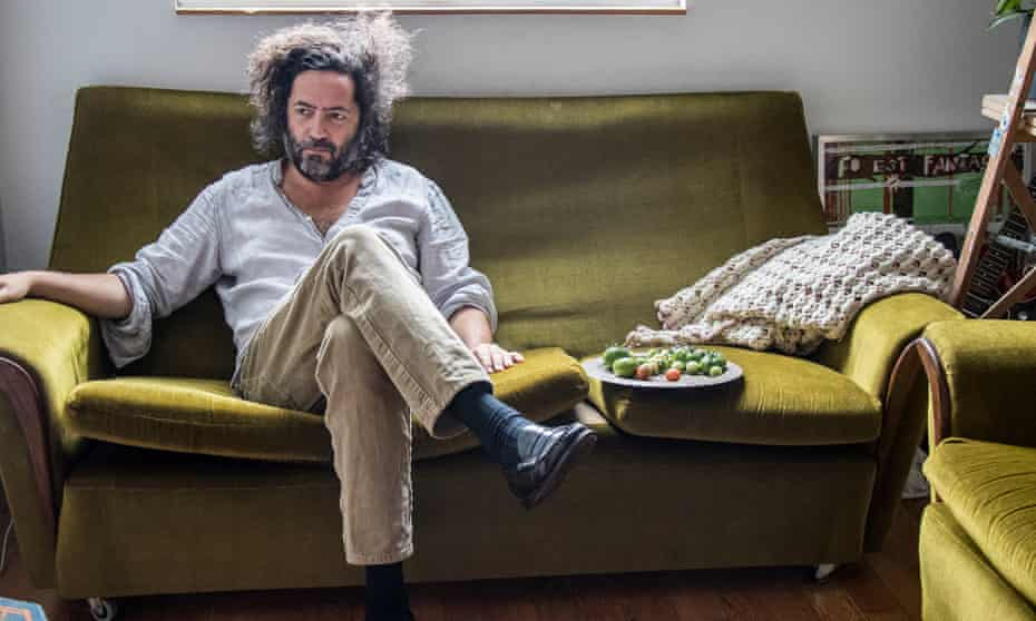 'No re-recording, no cleaning up' ... the uncompromising Dan Bejar.