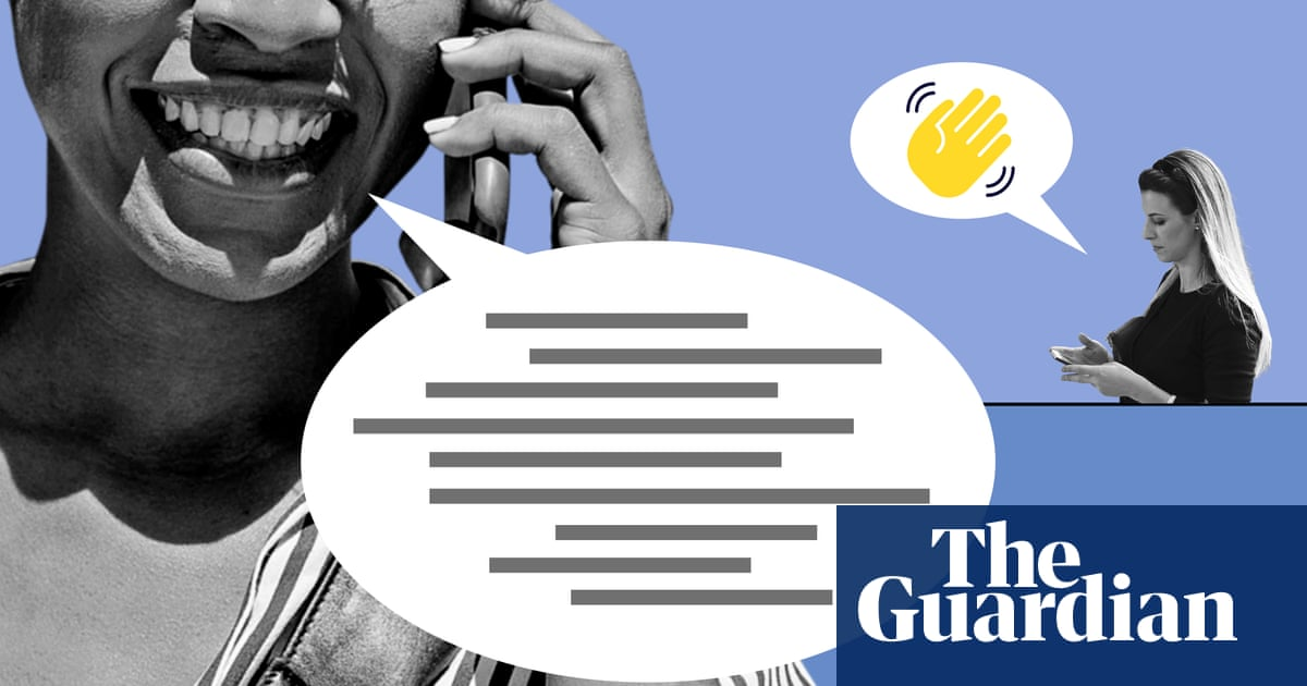 Time to say goodbye? Calls rarely end when we want them to, study finds