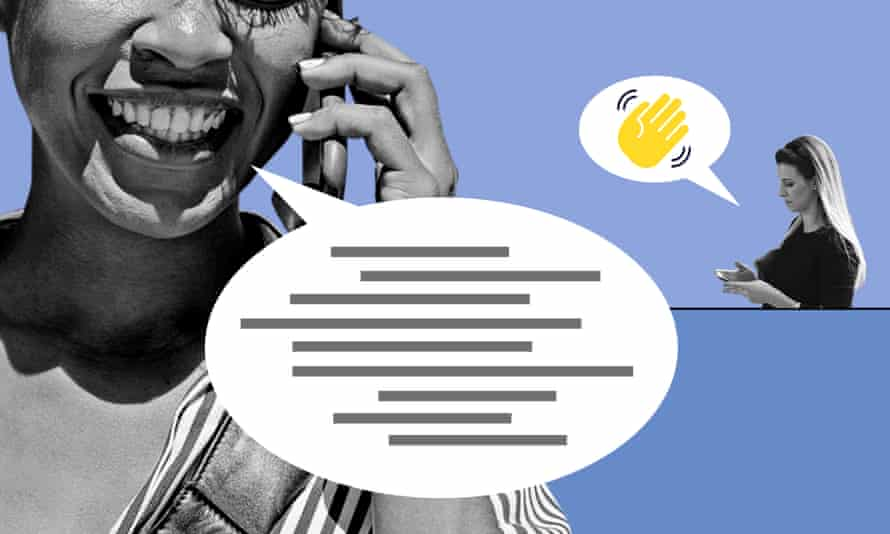 Researchers say the study shows it is better to be honest about the amount of time you have to talk.