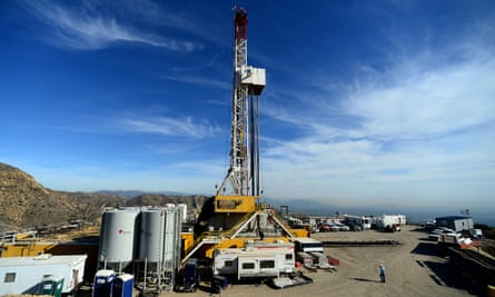 The gas blow-out at a relief well near the Porter Ranch area of Los Angeles prompted the evacuation of 5,700 local families.