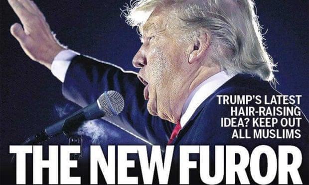 Trump est mauvais pour l'humanité? 2048