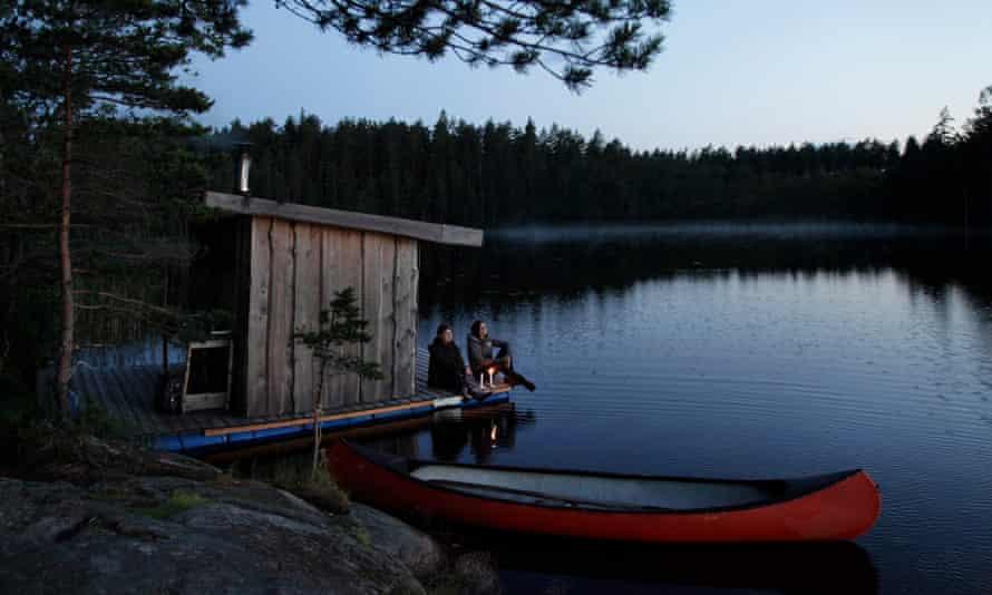 Kolarbyn Eco-Lodge, Sweden