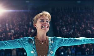 Margot Robbie in I, Tonya: poetry on ice.