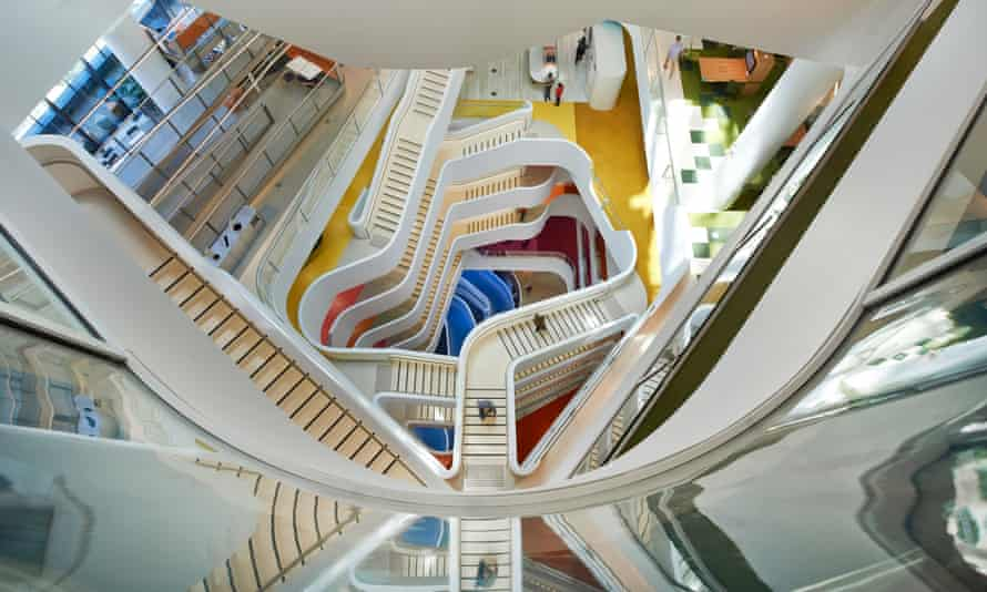 Is Medibank Place in Melbourne one of the world's healthiest buildings