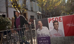 The upcoming 20 December general election will see Iglesias and Podemos come up against the Spanish Socialist Workers' Party (PSOE) leader Pedro Sanchez.