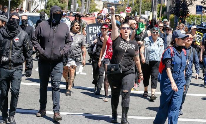 Berkeley police under fire for publishing anti-fascist