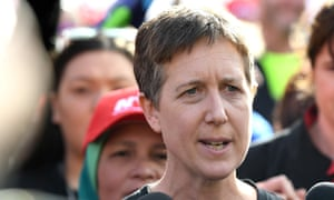 The ACTU secretary, Sally McManus, says insecure or casual work is growing in Australia, causing greater stress to workers and their families.