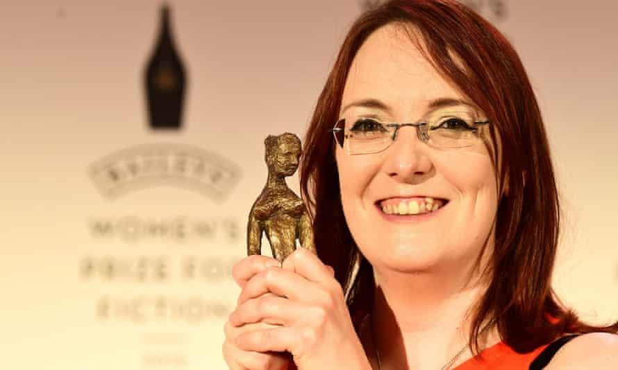Lisa McInerney, winner of the 2016 Baileys women's prize for fiction.