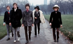 The Rolling Stones in 1967: once the most dangerous men on the planet.