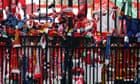Liverpool fan's death ruled as 97th of Hillsborough disaster