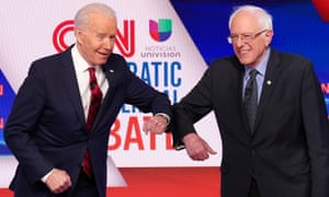 I Know What S At Stake Can Biden Win Over Skeptical Sanders Supporters Us News The Guardian