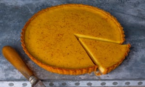 Custard tart from Egg by Blanche Vaughan. The Observer Food Monthly 20 best egg recipes.