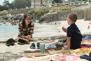Shailene Woodley as Jane in Big Little Lies