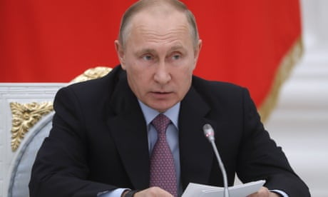 The Guardian view on Syria: Putin tests the west