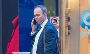 Gavin Barwell, the PM's chief of staff