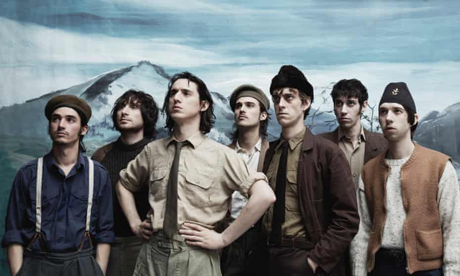 'I'm so glad we're done with drugs' … Fat White Family.