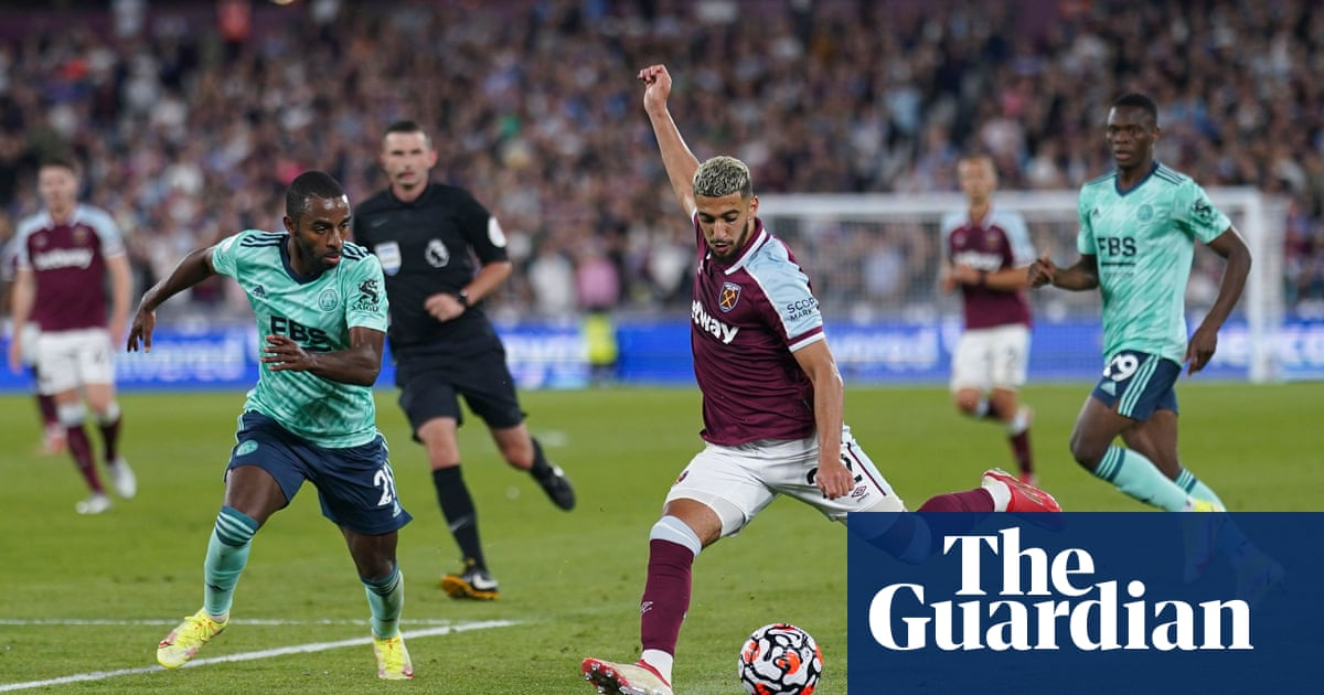 Saïd Benrahma now has the stage to show West Ham fans what he can do