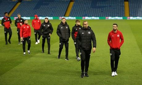Leeds United v Sheffield United: Championship – live!