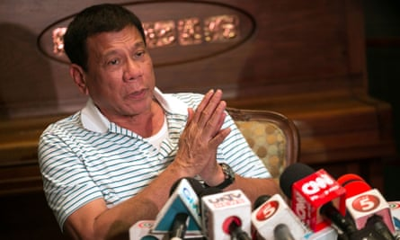 Duterte said he would grant the long-standing wish of the Marcos family to have the patriarch buried at a Manila cemetery for the nation's most revered war heroes.