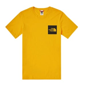 T-shirt, £29, by The North Face, from endclothing.com