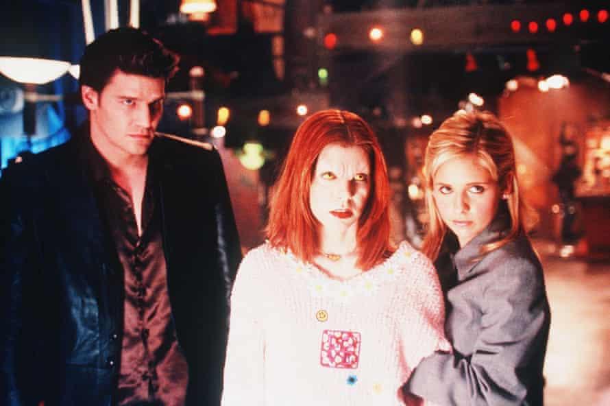 Buffy the Vampire Slayer … dispute over comics.