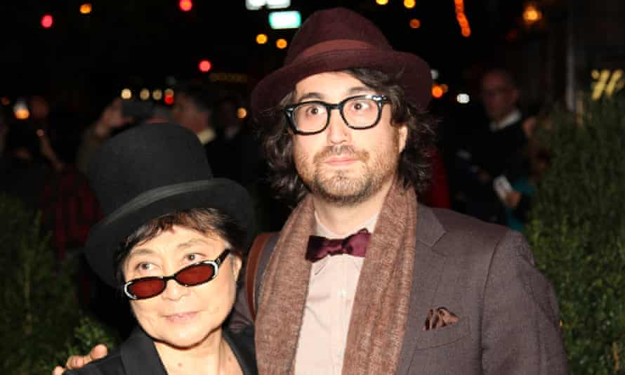 Yoko Ono and Sean Lennon: 'I hero worshipped my parents'