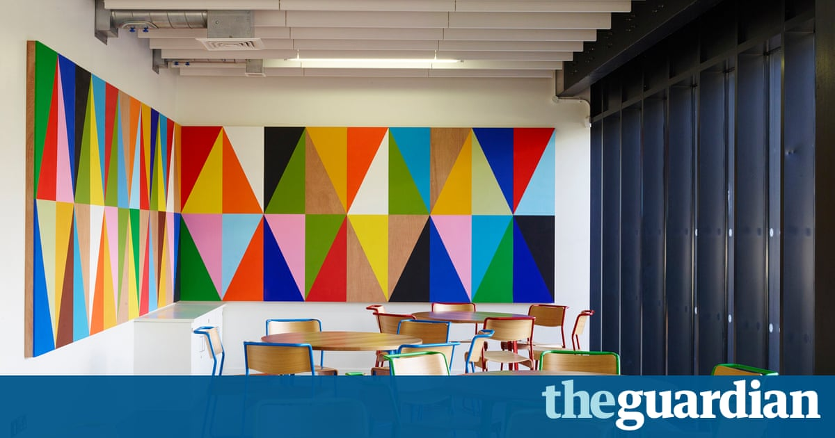 Ahmm the stirling prize winners who design schools for for Decor 9 stirling
