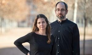 Almudena Carracedo and Robert Bahar