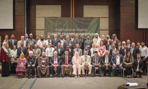 Launch of the Islamic Climate Change Declaration, Istanbul 2015
