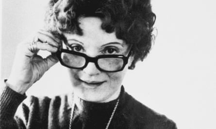 Alluring and spirited … Muriel Spark.