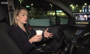 Laura Kuenssberg on the BBC's Brexitcast show