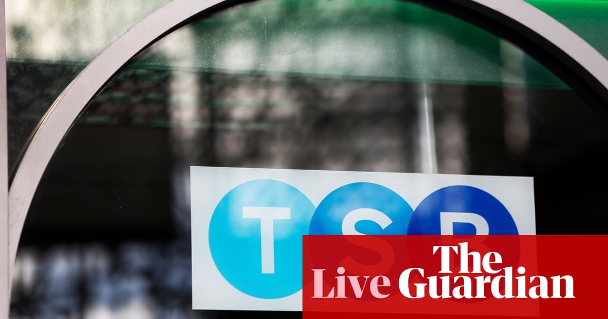 TSB battles to fix online banking after days of disruption