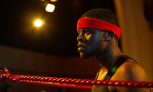 Othello is a boxer in Darren Raymond's production of Othello: Remixed, opening in June.