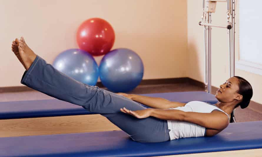 Exercise classes like pilates and yoga can help to reduce work sick days.