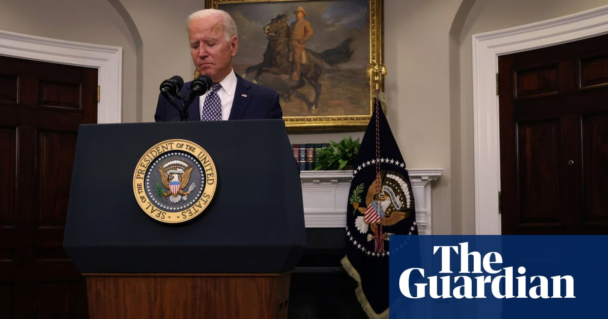 Biden rejects calls to extend Afghanistan withdrawal deadline
