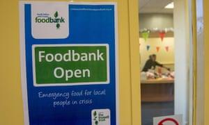 A foodbank