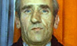 Hugh Toner who has been missing for two decades.