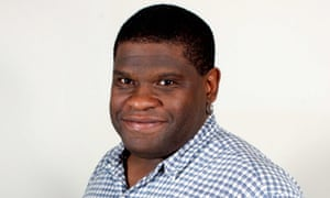 Guardian editor-at-large, Gary Younge.