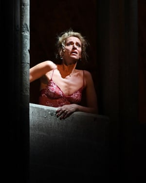 Elsa Lepoivre in The Damned.