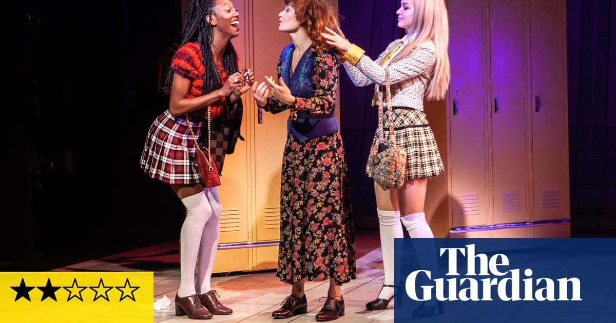 Clueless: The Musical review – teen movie stage show is a lazy