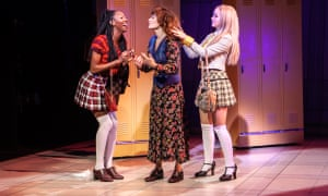 Zurin Villanueva, Megan Sikora, Dove Cameron in Clueless: The Musical