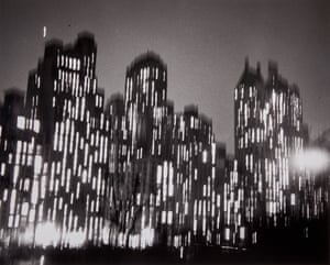 "Ted CornerCentral Park South, New York City, 1947-1948""A photographer is lucky if he produces 10 good images"". Est $4,000 - 6,000"