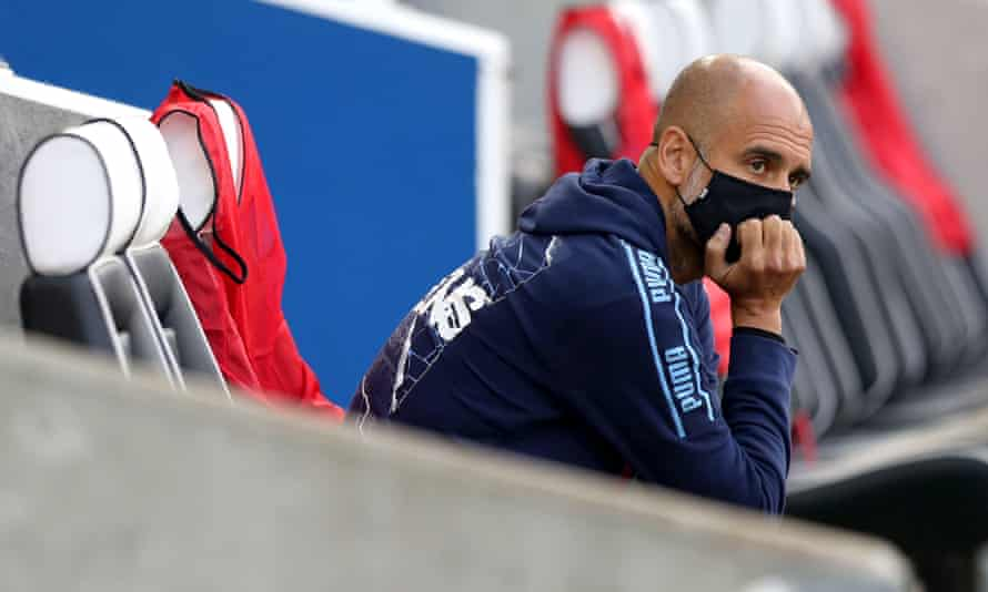 Pep Guardiola has said he is 'confident' in Manchester City's appeal but is uncertain over the outcome.