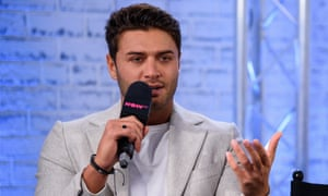Love Island star Mike Thalassitis, who died aged 26.