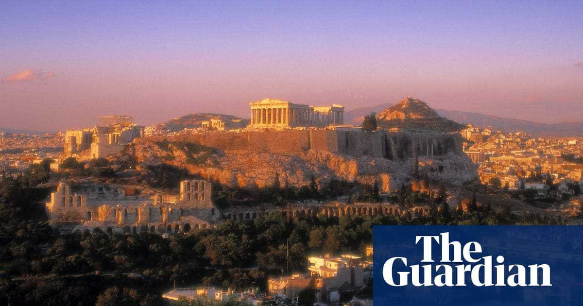 City with a past: why classical and modern Athens are at war | Michael Scott