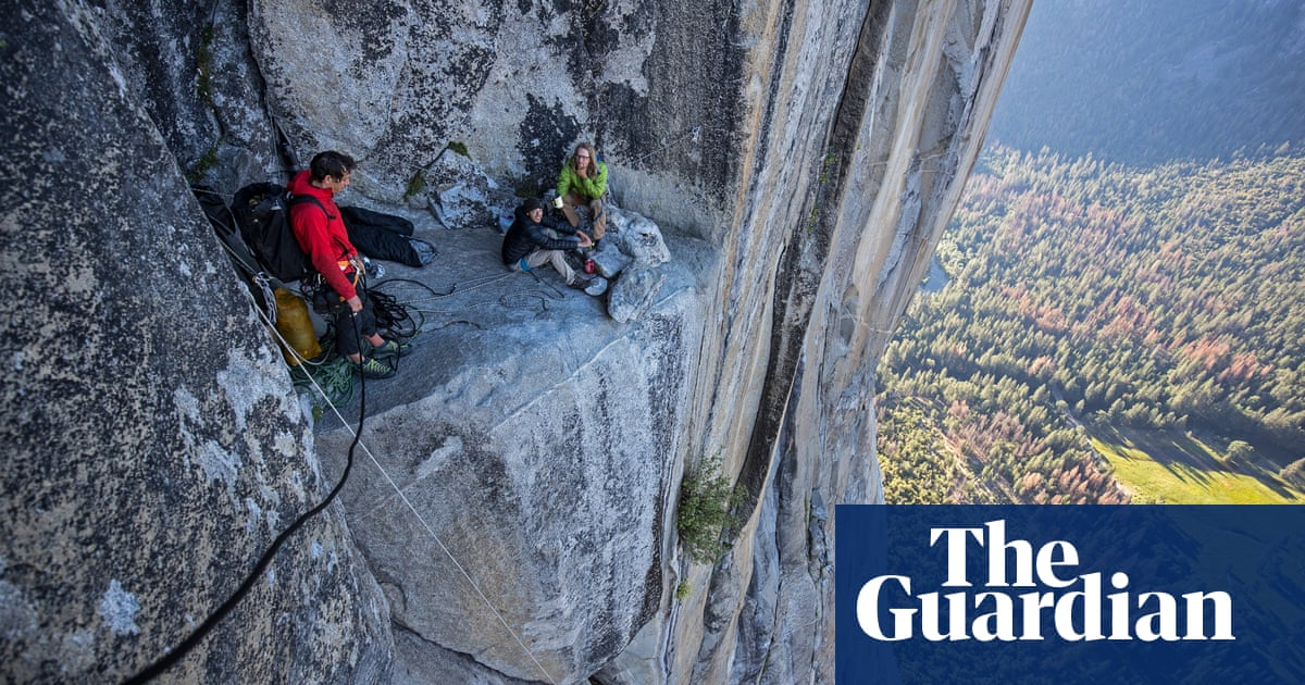 e0a331d0 No ropes attached: behind two heart-racing free climbing documentaries