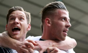 Jan Vertonghen and Toby Alderweireld are teammates for club and country